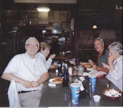 Robert Shepherd and friends